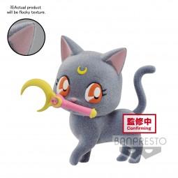 11245 - Pretty Guardian Sailor Moon - Fluffy Puffy - LUNA...