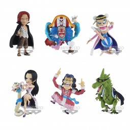 11255 - ONE PIECE - WORLD COLLECTABLE FIGURE - THE GREAT...