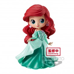 11263 - Q posket Disney Characters - Ariel Princess Dress...