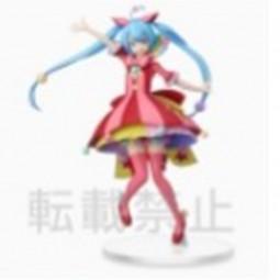 11319 - Hatsune Miku - SPM Figure - Hatsune Miku Circus Ver.