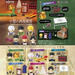 11325 - HUNTER X HUNTER - MINIATURE COLLECTION - 6 PACK BOX