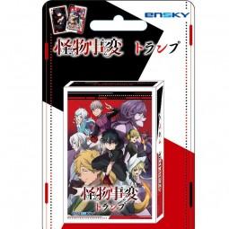D10457 - KEMONO JIHEN - 56 PLAYING CARDS