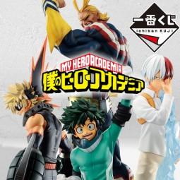 11430 - ICHIBANKUJI MY HERO ACADEMIA BEGIN THE HERO!