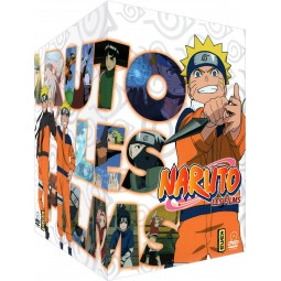 2791 - Naruto & Naruto Shippuden - Les 9 films - Coffret DVD