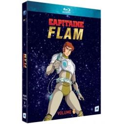 2799 - Capitaine Flam - Partie 1 - Coffret Blu-ray - Version remasterisée