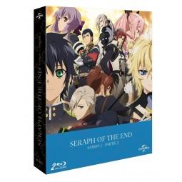 2798 - Seraph of the End : Vampire Reign - Saison 1 - Partie 2 - Edition Limitée - Coffret Blu-ray