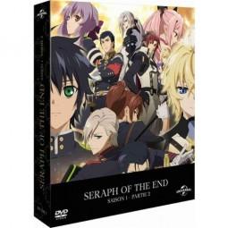 2799 - Seraph of the End : Vampire Reign - Saison 1 - Partie 2 - Edition Limitée - Coffret DVD