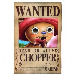 Affiche Wanted officielle de Chopper