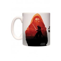 3085 - STAR WARS - Mug - 460 ml - Kylo Ren & Phasma
