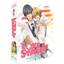 Love Stage!! - Intégrale (Série + OAV) - Edition Collector Limitée - Coffret Combo Blu-ray + DVD