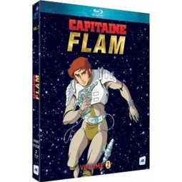 3131 - Capitaine Flam - Partie 2 - Coffret Blu-ray - Version remasterisée