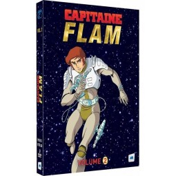 3132 - Capitaine Flam - Partie 2 - Coffret DVD - Version remasterisée