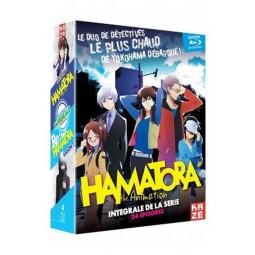 3135 - Hamatora : The Animation - Intégrale (Saison 1 et 2) - Coffret Blu-ray