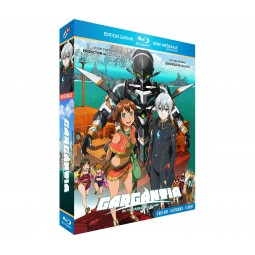 Gargantia - Intégrale + 2 OAV - Edition Saphir Blu-ray + Livret