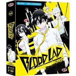 BLOOD LAD EDITION INTEGRALE COMBO Blu-ray Combo Blu-ray + DVD - Édition VOST