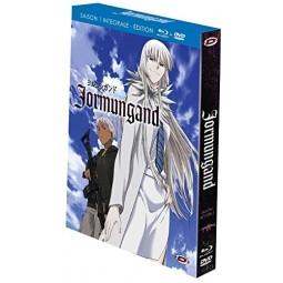JORMUNGAND EDITION INTEGRALE COMBO SAISON 1 - Combo Blu-ray + DVD - Édition VOST