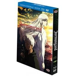 JORMUNGAND EDITION INTEGRALE COMBO SAISON 2 - Combo Blu-ray + DVD - Édition VOST