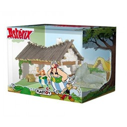 3265 - Asterix - COFFRET MAISON D'OBELIX