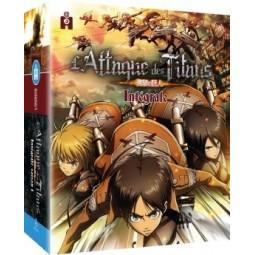 3335 - L'Attaque des Titans - Saison 1 - Coffret Blu-ray