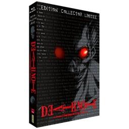 3671 - Death Note - Intégrale - Edition Collector Limitée - Coffret A4 Blu-Ray