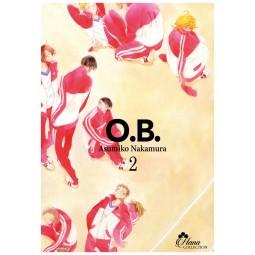 3677 - O.B - Tome 02 - Livre (Manga)
