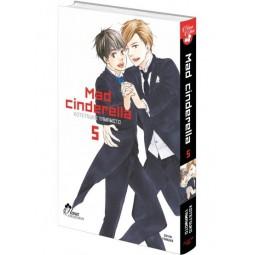 3679 - Mad Cinderella - Tome 05 - Livre (Manga)