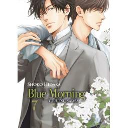 4012 -Blue Morning - Tome 07 - Livre (Manga) - Yaoi
