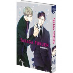 4016 - Takaga Fukuen - Livre (Manga) - Yaoi