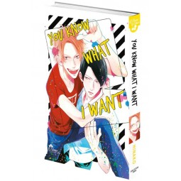 4017 - You know what i want - Livre (Manga) - Yaoi