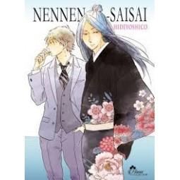 4018 - Nennen Saisai - Livre (Manga) - Yaoi