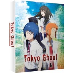 4043 - Tokyo Ghoul - 2 OAV : Jack & Pinto - Combo Blu-ray + DVD