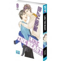 4250 - Like The Beast - Tome 09 - Livre (Manga)