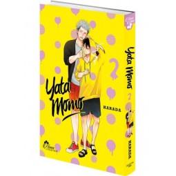 4415 - Yatamomo - Tome 02 - Livre (Manga) - Yaoi - Hana Collection