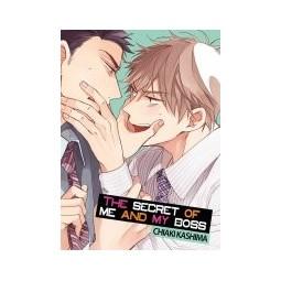 4416 - The Secret of Me and My Boss - Livre (Manga) - Yaoi - Hana Collection