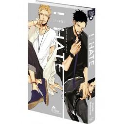 I Hate - Livre (Manga) - Yaoi - Hana Collection