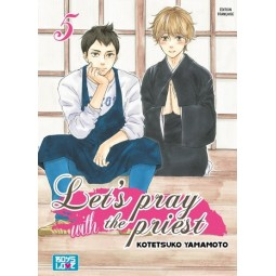 4420 - Let's pray with the priest - Tome 05 - Livre (Manga) + Streaming - Yaoi