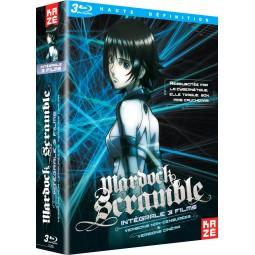 Mardock Scramble - Intégrale (3 films) - Coffret Blu-Ray