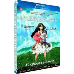 Les Enfants Loups - Film - Blu-Ray