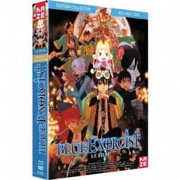 Blue Exorcist - Le Film - Collector - Combo [Blu-ray] + DVD