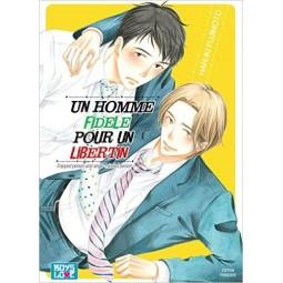 Un homme fidèle pour un libertin - Livre (Manga)