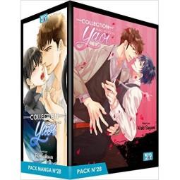 Pack Boy's Love - Partie 28 - 5 Mangas