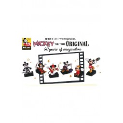 5163 - Disney - 90 YEARS OF IMAGINATION MICKEY - LOT DE 15