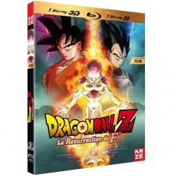 Dragon Ball Z : La Résurrection de F - Le Film - Blu-Ray 3D et 2D