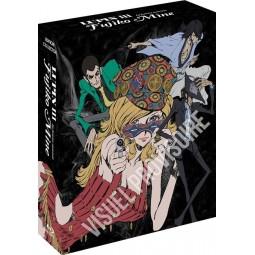 Lupin III : Fujiko Mine - Intégrale - Coffret Combo Blu-ray + DVD - Edition Collector Limitée