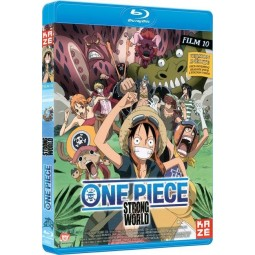 ONE PIECE - BLU RAY STRONG WORLD - FILM 10