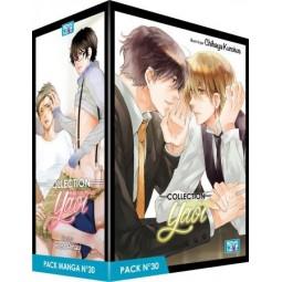 Pack Boy's Love - Partie 30 - 5 Mangas