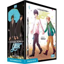 Pack Boy's Love - Partie 31 - 5 Mangas