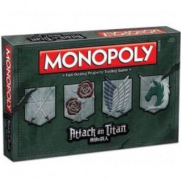 5997 - Attaque des Titans - Monopoly version Française
