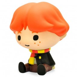 D6002 - HARRY POTTER - TIRELIRE CHIBI RON WEASLEY