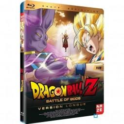 Dragon Ball Z : Battle of Gods - Le Film - Version Longue - Blu-Ray